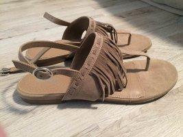 Neu  Riemchen-Sandalen