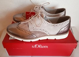 s.Oliver Lace Shoes multicolored