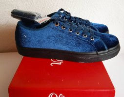 s.Oliver Lace-Up Sneaker petrol