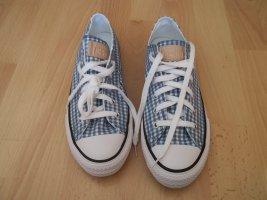 NEU -> Schuhe von Converse in Gr. 38 blau weiß kariert CTAS OX