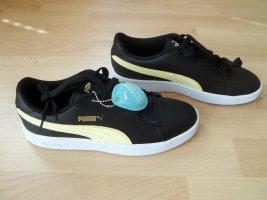 NEU -> Schuhe von Puma in Gr. 38 schwarz gelb Softfoam