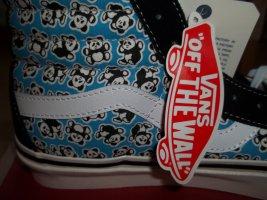 NEU -> Schuhe von Vans in Gr. 38 schwarz blau mit Pandabären