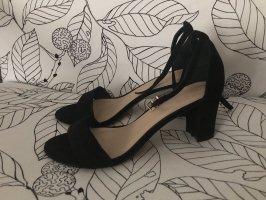 Jenny Fairy Strapped pumps black
