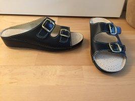 NEU | Schwarze Pantoffeln