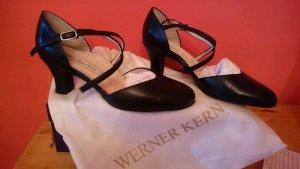 "NEU schwarze Tanzschuhe ""Layla"" v. Werner Kern Gr. 40"
