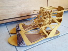Tamaris Roman Sandals dark yellow
