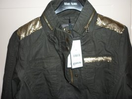 NEU Sir Oliver Field Jacket Jacke oliv grün gold Gr. 42 40