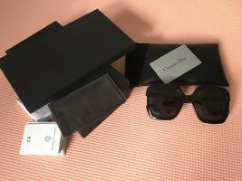 Dior Lunettes retro noir acétate