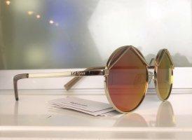 Le Specs Lunettes aviateur multicolore métal