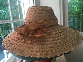 Cappello parasole color carne