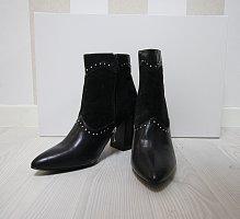 NEU Stiefeletten Boots Heels 41 Herbst Winter