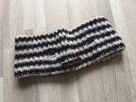 Replay Chapeau en tricot multicolore