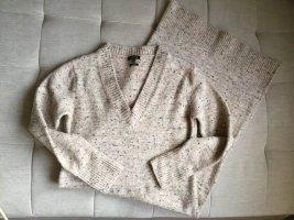 Massimo Dutti Vestido de lana multicolor