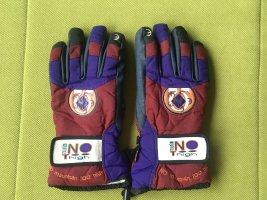 Mountain Equipment Gants thermiques violet-rouge mûre