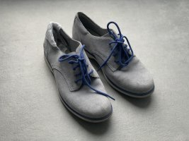 Timberland Chaussure Oxford gris clair