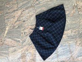 Tommy Hilfiger Plaid Skirt dark blue-white