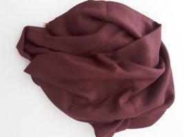 Trussardi Jeans Pashmina púrpura tejido mezclado