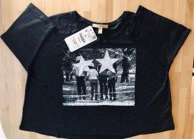 Neu und ungetragen: ZARA T-Shirt bauchfrei Gr. S