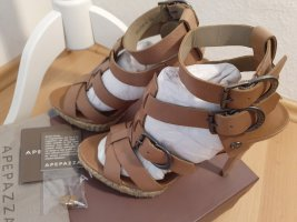 Apepazza High Heel Sandal beige-light brown