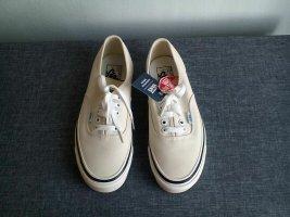 NEU - VANS, Sneaker, Beige, Gr 40,5, Textil, NP 75 Euro