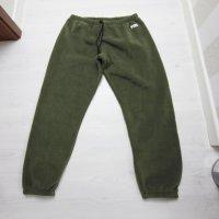 Pink Victoria's Secret Pantalon de sport vert olive-kaki