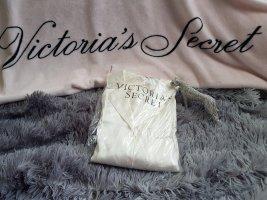 Neu Victoria's Secret Pyjama -Set aus Satin-Blumen-Jacquard KP 120 € Gr. XL