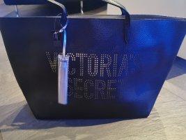 Victoria's Secret Shopper zwart-zilver