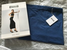 Neu Wolford fatal dress Kleid XS 34 36 Deep Ocean Schlauchkleid