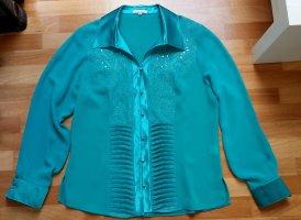 Cols de blouses multicolore