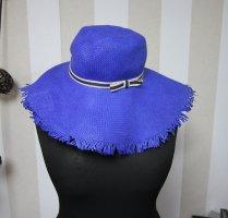 Zara Home Chapeau de paille multicolore