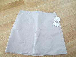 NEU, Zara Mini Rock, beige, Gr. 36/S, mit Etikett