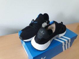 Adidas Originals Basket slip-on blanc-noir