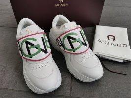 Aigner Instapsneakers wit