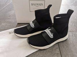 Balmain Zapatillas altas negro
