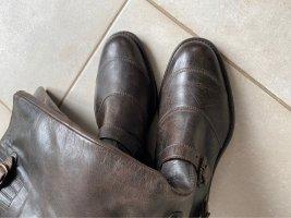 Neue Belstaff Trialmaster Stiefel Größe 37