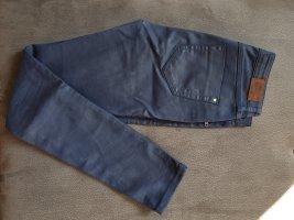 neue beschichtete Zara Skinny Jeans
