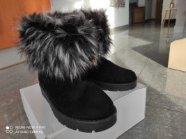 markenlos Low boot noir