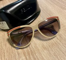 Neue Fendi Sonnenbrille bunt
