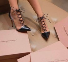 Neue Gianvito Rossi High Heels