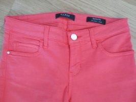 Neue Guess Jeans, orange-pink, Gr. 27, Marilyn Skinny low, Strech