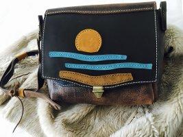 Neue handgemachte Tasche aus echtem Leder