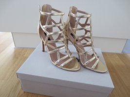 NEUE High Heels Gold, Only, Gr. 37, extrem sexy