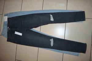 Neue High Waist Skinny Jeans Topshop Jamie 38