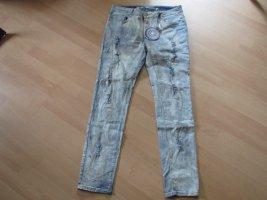 neue Jeans hellblau Gr. W32 L32 von Blue Monkey