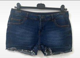Neue Jeansshorts Gr 38 blau Jeans Shorts kurze hose M