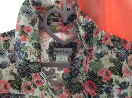 Neue Kurze Jacke Blumenprint