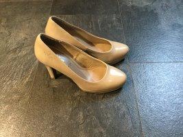 s.Oliver Tacco alto color oro rosa-crema