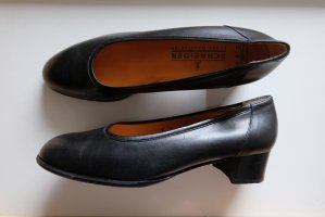 Schneider Loafers black leather