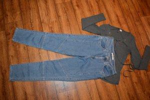 Neue Levi`s 721 High Rise Skinny Damen Jeans Gr36