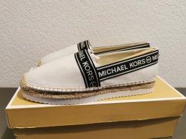 Michael Kors Espadrille blanc cassé